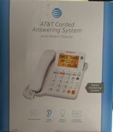 AT&T Phone with answering system in Macon, Georgia