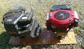 2 Lawn Mower Engines/Motors - both work in Fort Campbell, Kentucky