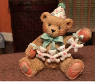 : Vintage cherished teddies in Fort Leonard Wood, Missouri