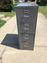 4 Drawer File Cabinet in Fort Knox, Kentucky