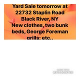 Yard Sale in Fort Drum, New York