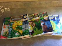 prek-4th grade workbooks (all new except kindergarten 20/500 pages used) in Joliet, Illinois