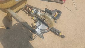 Chop/miter saw in 29 Palms, California