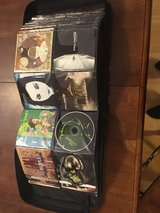 200 CD case with CDs in Ramstein, Germany