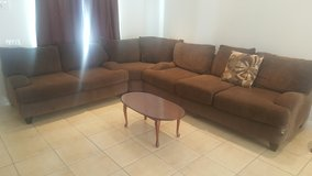 Sectional Couch and tables TODAY ONLY SALE in Yucca Valley, California