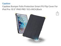 "Like New - Capdase iPad Pro 10.5"" Case - Black in Okinawa, Japan"