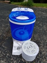 Basecamp Portable Washer in Naperville, Illinois