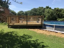 walls lawncare and pool decks in Clarksville, Tennessee