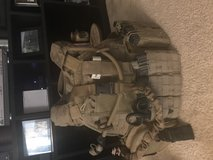 Combat kit in Fort Belvoir, Virginia