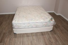 Restonic Queen Size Comfort care Double-sided mattress in Spring, Texas