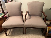 Pair of Side Chairs in Beaufort, South Carolina