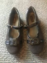 Never worn!  Girls Shoes - Stride Rite Suede Mary Janes Sz 2.5 in Naperville, Illinois