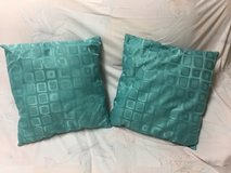 Large Throw Pillows. in Fort Knox, Kentucky