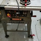 Craftsman Tablesaw Model 137 in Fort Knox, Kentucky