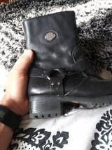 Harley womens riding boots in Fort Carson, Colorado