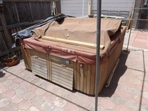 Hot Tub in Alamogordo, New Mexico
