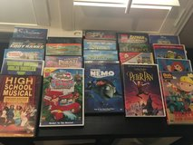Kids DVD movies in Travis AFB, California