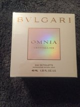 1.35oz NEW BVLGARI Omnia Crystalline perfume in Baytown, Texas