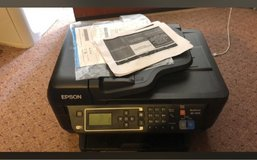 Epson WF-2650 printer, scanner in Tacoma, Washington