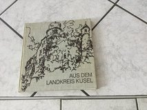 Book (town of KUSEL and surrounding area , (aus dem Landkreis Kusel) in Ramstein, Germany
