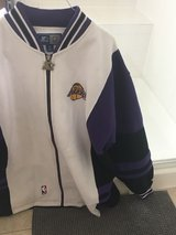 NBA Lakers jacket in Fort Carson, Colorado