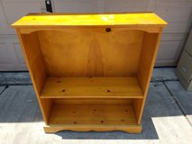 "Solid Wood TV Stand 17""x19""x36"" in The Woodlands, Texas"