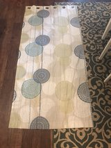 curtains (6 panels) in Beaufort, South Carolina