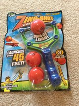New Zing-Shot Launcher in St. Charles, Illinois