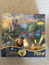 New Beauty and the Beast puzzle in St. Charles, Illinois