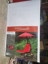 New Outdoor patio hanging lounger chair swing in Joliet, Illinois