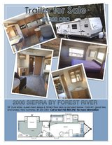2006 Sierra Trailer For Sale in Yucca Valley, California