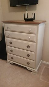 Painted Dresser in Yucca Valley, California