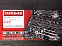 New 216 Piece Craftsman Mechanics Tool Set in Fort Knox, Kentucky