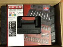 New 320 Piece Craftsman Mechanics Tool Set in Fort Knox, Kentucky