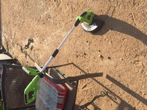 "Portland electric 13"" trimmer/weed eater in 29 Palms, California"