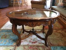 Antique coffee table in Bolingbrook, Illinois