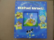 Baby Musical Nursery Rhymes book in Lakenheath, UK