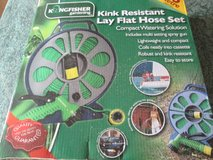Lay flat garden hose ( brand new and boxed ) in Lakenheath, UK