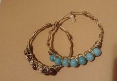 Set of 2 wire bracelets- new in Pearland, Texas