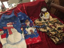 Christmas Snowman Items in Conroe, Texas