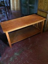 Mission Style Coffee Table in Leesville, Louisiana