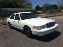 1999 FORD CROWN VIC WITH 117,000 MILES in Fort Rucker, Alabama