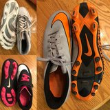 Girls and Men's Soccer and Lacrosse cleats in Chicago, Illinois