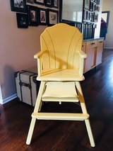 Child's High Chair in Kingwood, Texas