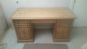 wood desk in Fort Polk, Louisiana