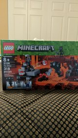 Minecraft New in box Legos! in Naperville, Illinois