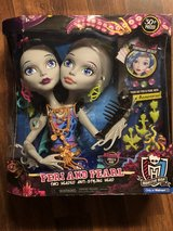"""Monster High Peri & Pearl 14"""" Tall in Fort Knox, Kentucky"""