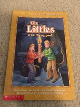 The Littles Get Trapped! book in Camp Lejeune, North Carolina