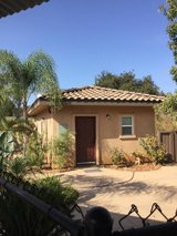 800ft2 - Private Guest House on 2-1/2 Acres with Laundry AVAILABLE 9/07/2018 (South Escondido) in Camp Pendleton, California