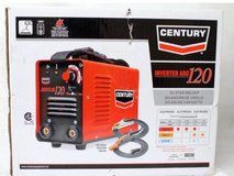NEW Lincoln Electric Century Inverter Arc 120 Welder Stick DC Garage Modifications Steel Metal S... in Kingwood, Texas